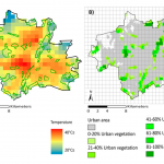 new publication: The Role of Vegetation in Mitigating Urban Land Surface Temperatures