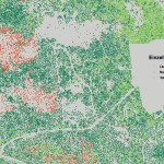 New publication: First LiDAR and aerial photo-based forest inventory in BFNP