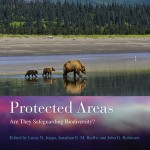 new publication: Monitoring protected areas from space