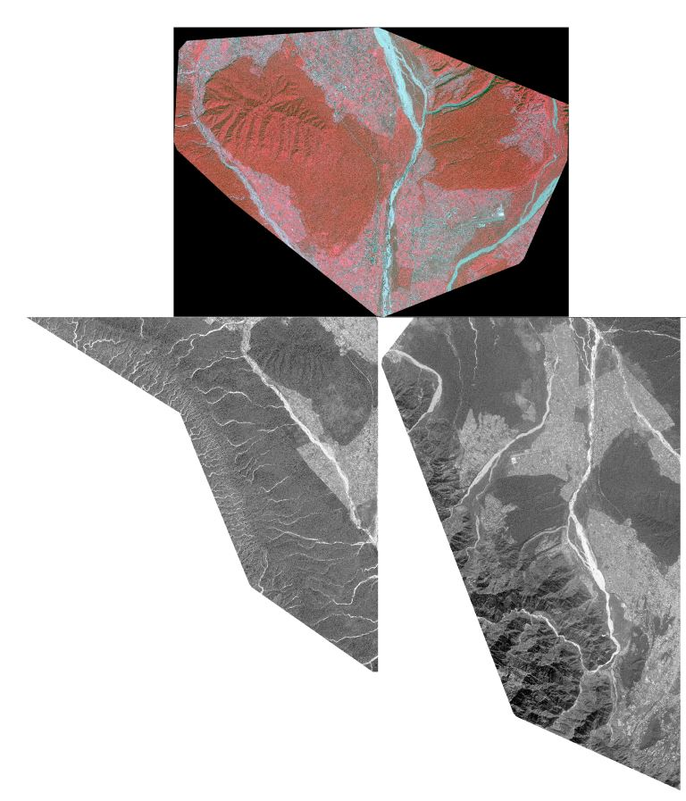 Stereo Pair Images and Multi-temporal multi spectral data of SPOT 6/7 (1.5 m spatial resolution)