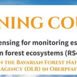 "EUFAR training course ""RS4forestEBV"""