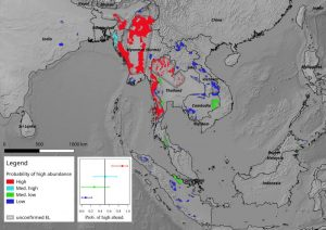 new publication: Conservation status of Asian elephants