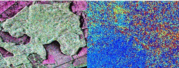 M.Sc thesis: Deciduous forest parameter retrieval using polarimetric synthetic aperture radar (SAR) interferometry (PolInSAR) and LIDAR approaches