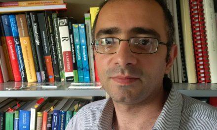 new PostDoc: Dr. Nima Ahmadian