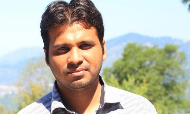 new PhD student: Talha Mahmood