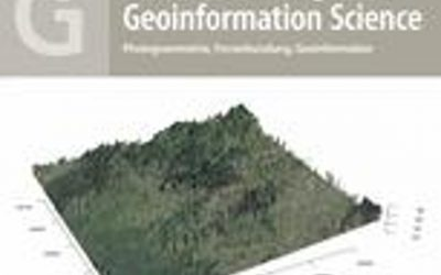 PFG Special Issue on forest inventory released