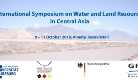 International Symposium on Water and Land Resources in Central Asia