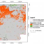 New publication: Assessment of vegetation degradation in Burkina Faso