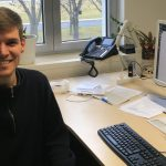 new PhD student: Jakob Schwalb-Willmann