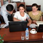 Lecturers from Würzburg University Trained Young Scientists in GIS and Remote Sensing in the CAWa Edu Seminar in Dushanbe, Tajikistan