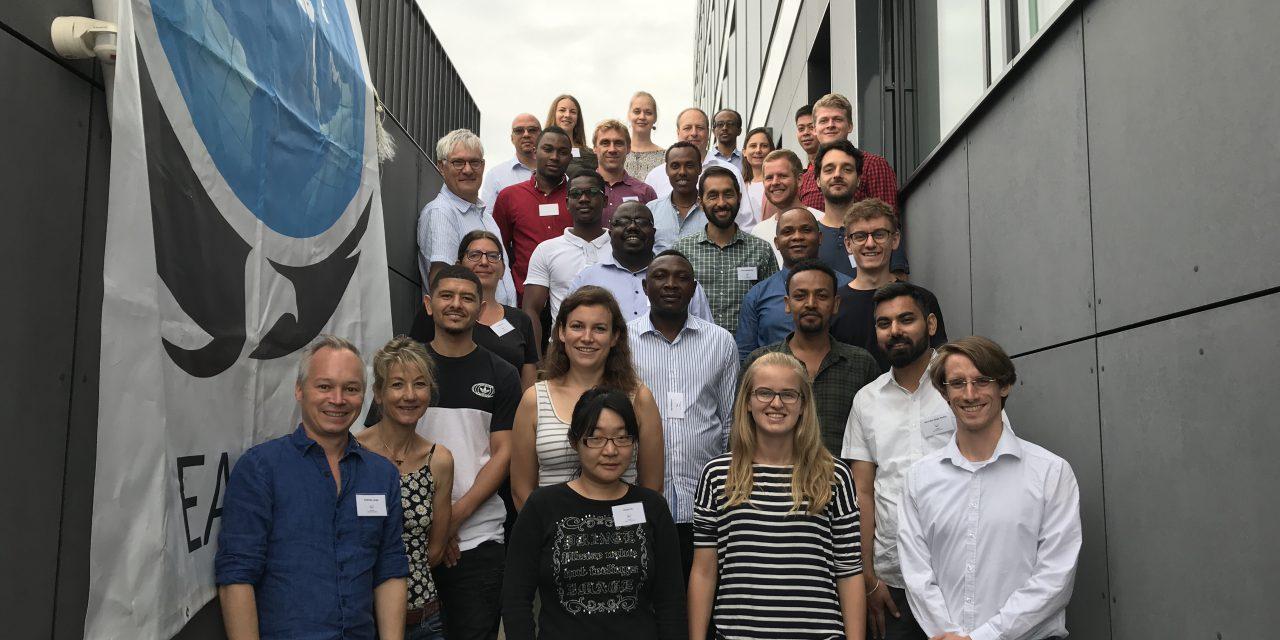 First Summer School on Earth Observation for International Development